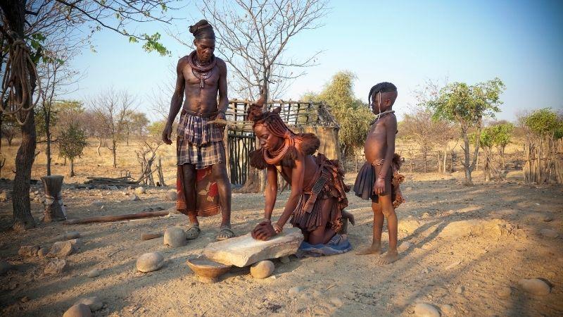 Suku Himba