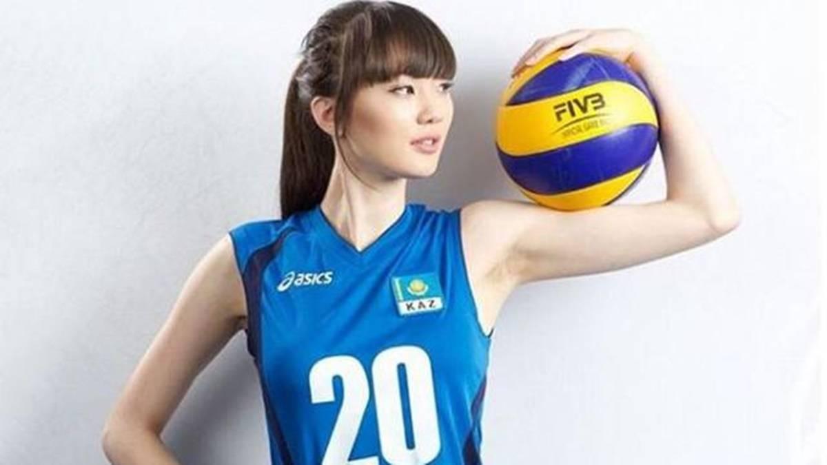 Sabina Altynbekova - 5 Artis Cantik Kazakhstan yang Memesona