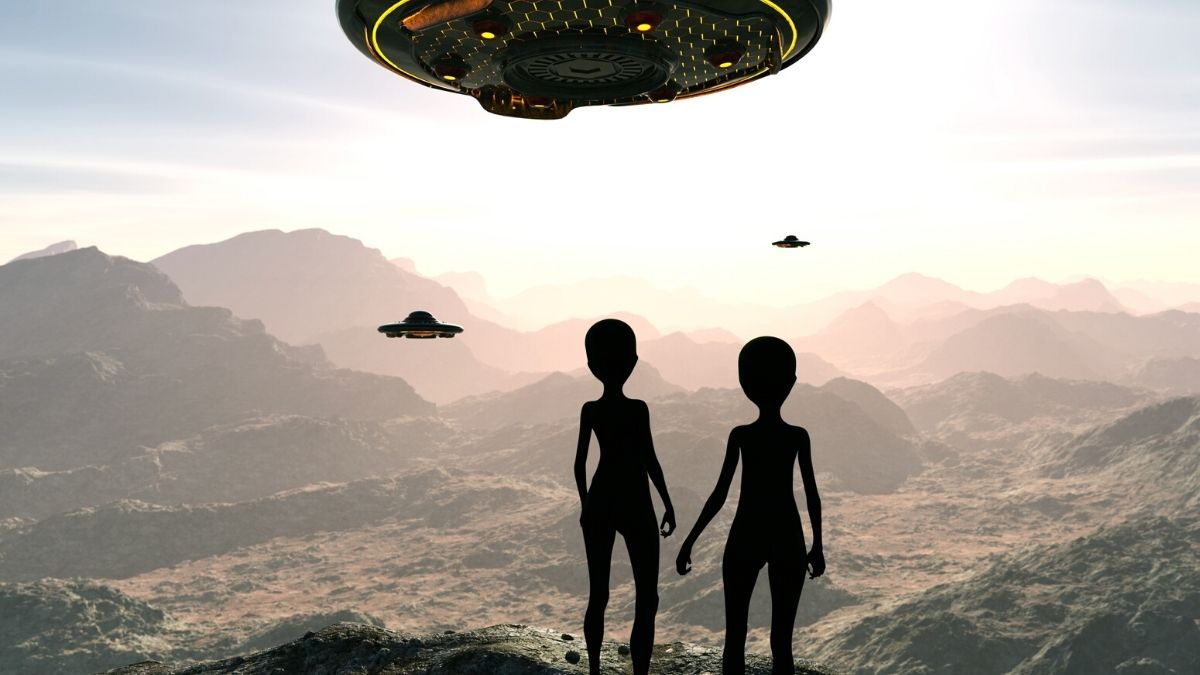 Bertemu alien