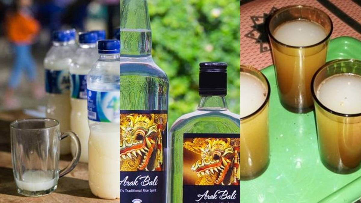 Berita trending terbaru dan berita viral terbaru : 7 minuman beralkohol tradisional yang ada di Indonesia namun ada yang sifatnya berbahaya.
