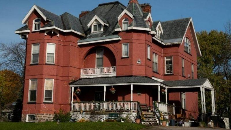 Carl Beck House, Kanada
