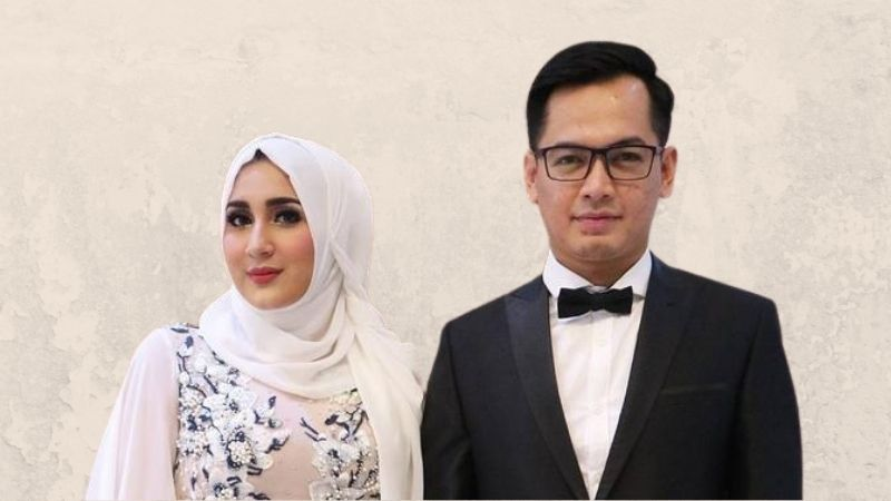 Tommy Kurniawan dan Tania Nadira - Pernikahan Sederet Artis Ini Tak Direstui Orang Tua