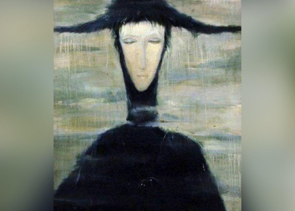 The Rain Woman