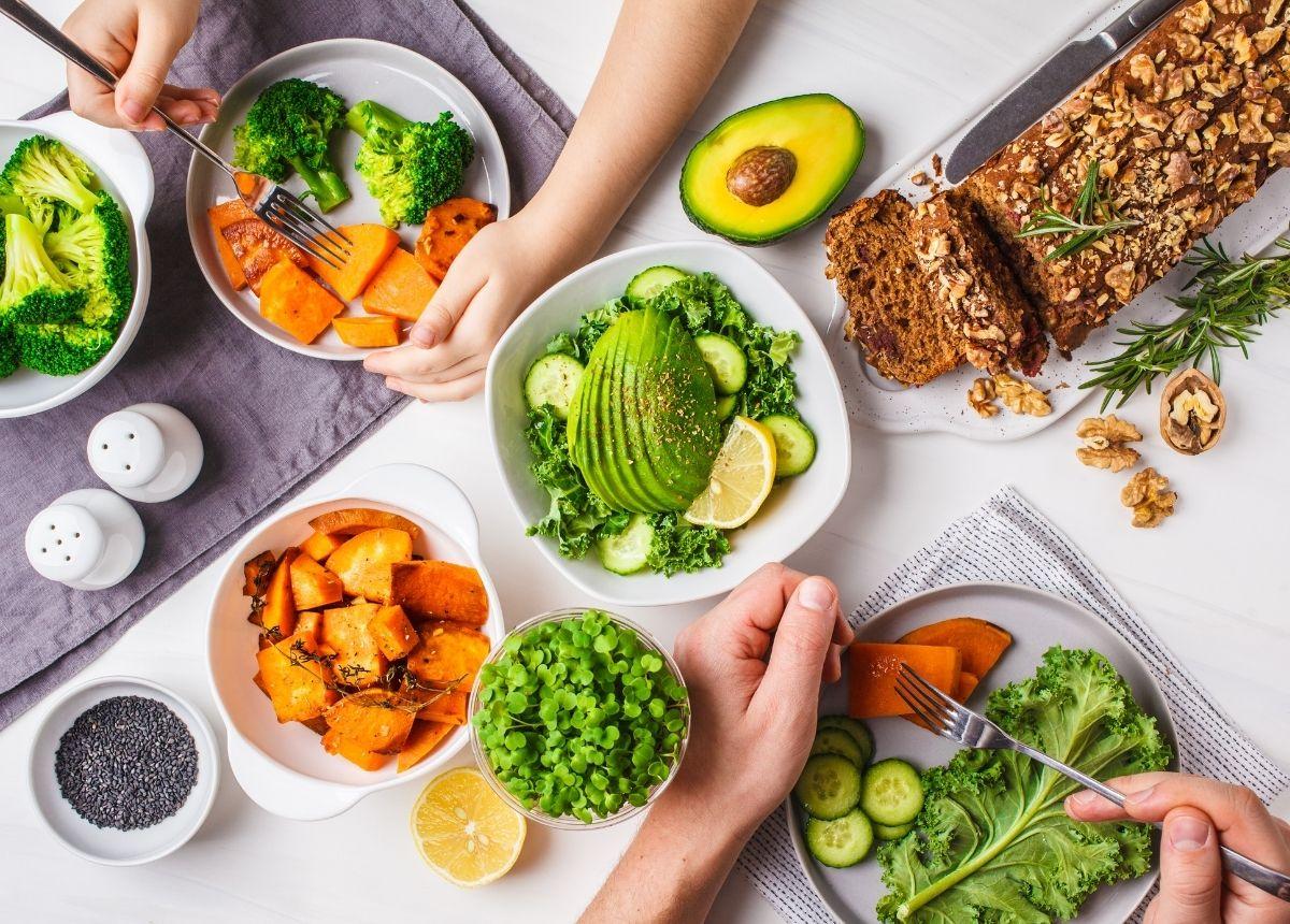 Berita terbaru hari ini: Mengonsumsi makanan sehat